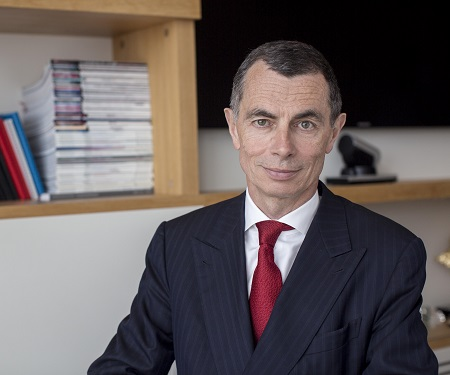 Jean-Pierre Mustier, CEO, UniCredit, Italy