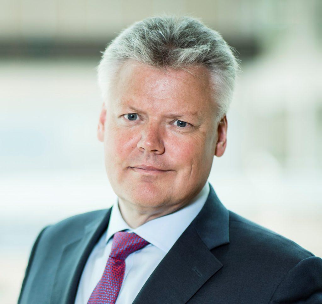 Lauri Rosendahl, President, Nasdaq Nordic, Sweden
