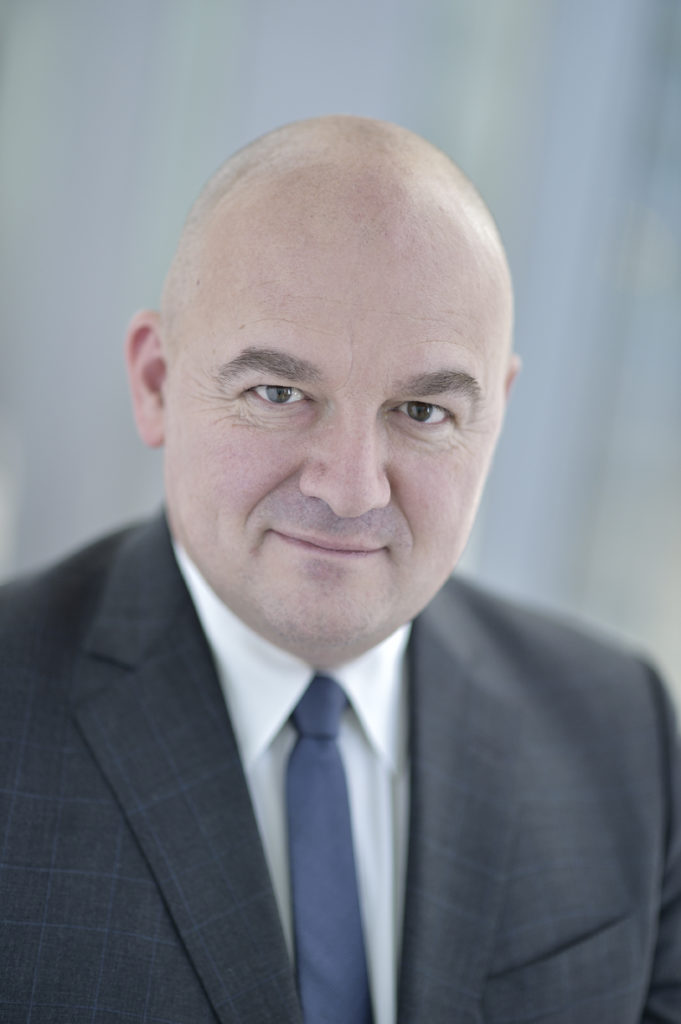 Stéphane Boujnah, CEO Euronext, France