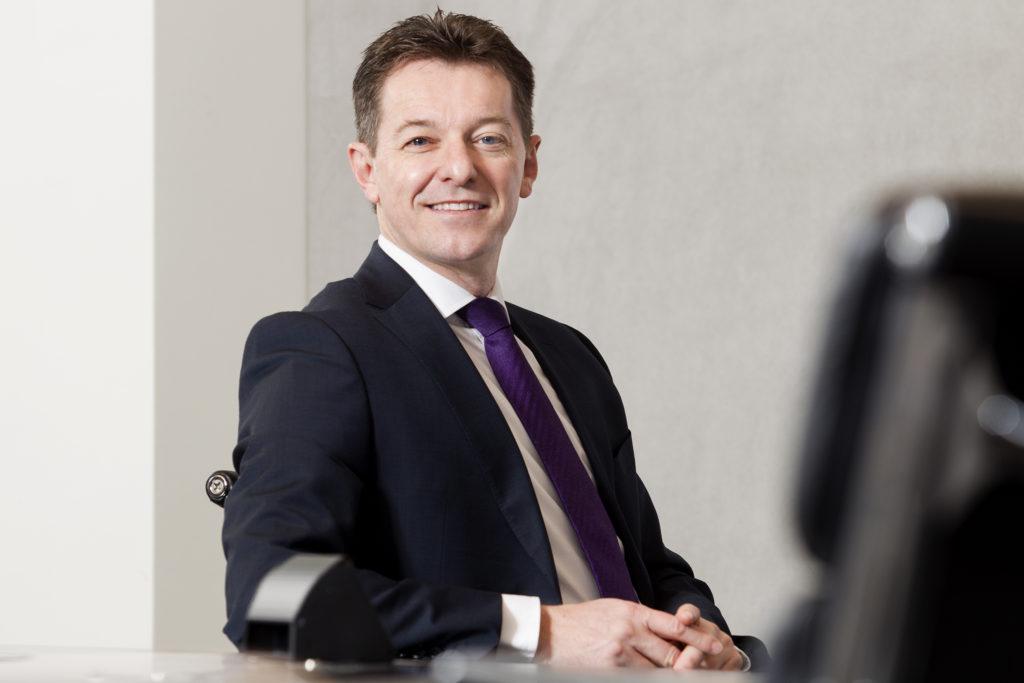 Johan Thijs, CEO, KBC, Belgium