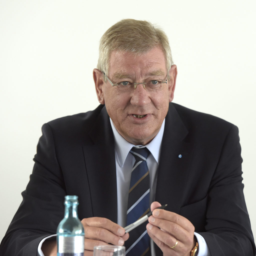 Arndt G. Kirchhoff, CEO KIRCHHOFF Automotive Holding , Germany