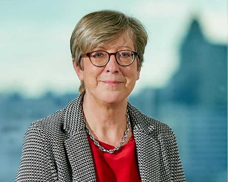 Lieve Mostrey, CEO, Euroclear, Belgium