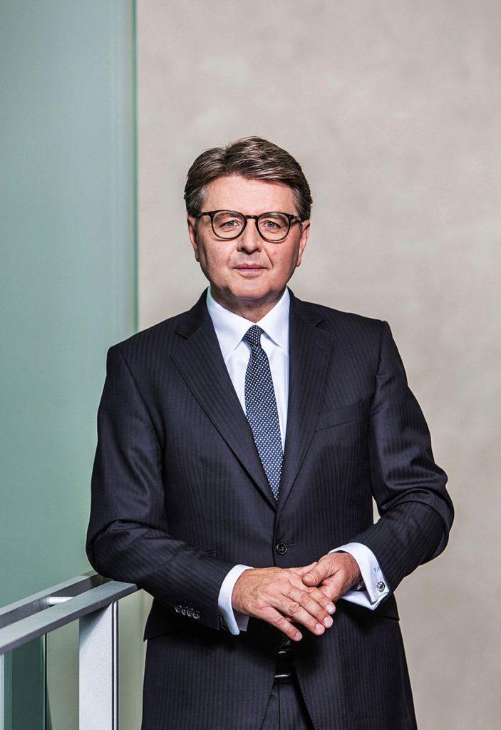 Theodor Weimer, CEO Deutsche Börse